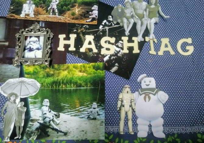 #HASHTAG . Nueva Exposición Ínsula Art Space