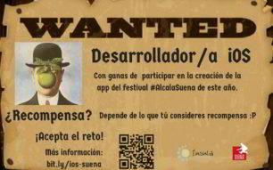Se busca Desarrollador/a de iOS para app del festival #AlcalaSuena