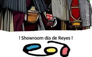Showroom día de Reyes